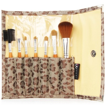 Seven sets of fine makeup brush